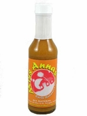 Miss Anna's Garlic Habanero Hot Sauce, 5oz.