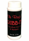 Ole Ray's Rubb-It Dry Rub, 2.2oz.