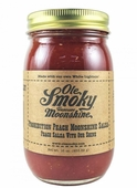 Ole Smoky Moonshine Prohibition Peach Moonshine Salsa, 16oz.