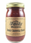 Ole Smoky Moonshine Smoky Chipotle Salsa, 16oz.