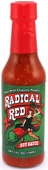 Radical Red Hot Sauce, 5oz.