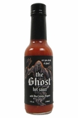The Ghost Hot Sauce With Bhut Jolokia Peppers, 5oz.