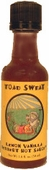 Toad Sweat Lemon Vanilla Minis, 2oz.