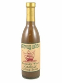 Tobago Keys Burgandy Wine Grilling Sauce, 12oz.