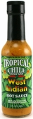 Tropical Chile Company West Indian Hot Sauce, 5oz.