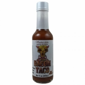 Voodoo Chile Bacon Taco Hot Sauce, 5oz.