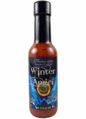 VooDoo Chile Winter Angel Hot Sauce made with Samuel Adams Winter Lager, 5oz.