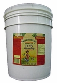 Walkerswood Jamaican Jerk Seasoning Bucket, 50 Lb.