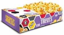 Cinema Theme Snack Trays