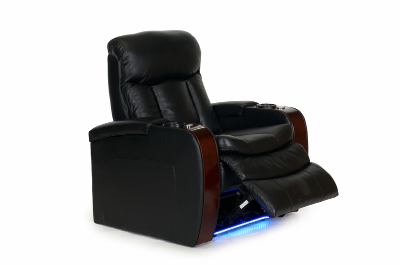 Htdesign Devonshire Home Theater Seating Top Grain Leather