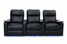 HT Design Easthampton Home Theater Seating Power Recline
