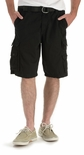 Lee Black 8-pocket Cargo Shorts