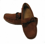 Moccasin Wide Slippers