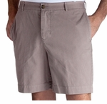 Tailorbyrd Cotton Twill Shorts