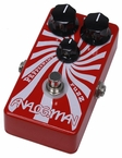 Analog Man Peppermint Fuzz Pedal w/ On/Off Fuzz Pot
