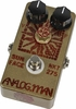 Analog Man SunFace Pedal w/ High Gain NKT-275 w/ Sundial