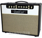 Bad Cat Hot Cat 30 Reverb Combo Amp - Black / White