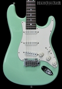 . Baker B3 Metal XS Guitar in Surf Green