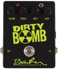 Barber Dirty Bomb Pedal