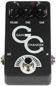 Barber Gain Changer Pedal - Black