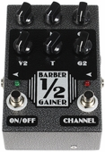 Barber Half Gainer Low Gain Overdrive Pedal
