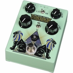 Black Arts Toneworks Pharaoh Fuzz Pedal in Surf Green