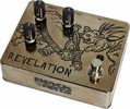 Black Arts Toneworks Revelation Superbass Pedal - Black Chrome