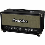 Carol-Ann Satin 50 Watt Head in Black