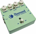 Diamond Halo Chorus Pedal - Custom Surf Green