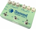 Diamond Memory Lane 2 Delay Pedal - Surf Green