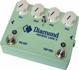 Diamond Memory Lane Jr Delay Pedal in Custom Surf Green