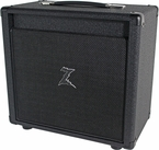 Dr. Z 1x10 Speaker Cab - Custom Blackout