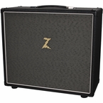 Dr. Z 1x12 Cabinet - Black - Salt and Pepper Grill