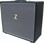 Dr. Z 1x12 Cabinet in Black - Salt and Pepper Grill