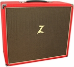 Dr. Z 2x10 Speaker Cab in Red