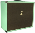 Dr. Z 2x10 Speaker Cab in Surf Green