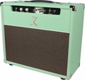 Dr. Z Carmen Ghia 2x10 Combo in Surf Green