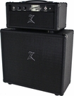 Dr. Z Carmen Ghia Head & 1x12 Cab Custom Blackout