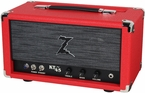 Dr. Z KT-45 Head - Red, Z-Wreck Grille