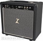 Dr. Z M12 1x10 Combo in Black w/ Salt & Pepper