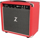 Dr. Z M12 1x10 Combo in Red w/ Salt & Pepper
