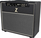 Dr. Z M12 1x12 Combo - Black w/ Salt & Pepper Grill