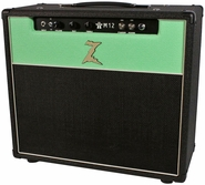 Dr. Z M12 1x12 Combo in Custom Black / Surf
