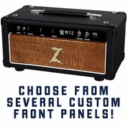 Dr. Z M12 Head - Custom Hardwood Front Panels