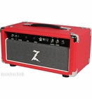Dr. Z M12 Head in Red w/ Salt & Pepper Grill