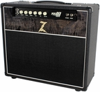 Dr. Z Maz 18 Jr NR 1x12 - Custom Charcoal Flamed Maple