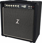 Dr. Z Maz 18 Jr NR 1x12 Studio Combo in Black / Salt & Pepper