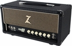 Dr. Z Maz 18 Jr NR Head in Black w/ Tan Faceplate