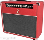 Dr. Z Maz 18 Jr Reverb Combo - Red / Salt & Pepper