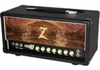 Dr. Z Maz 18 Jr Reverb Head Custom Burl Maple